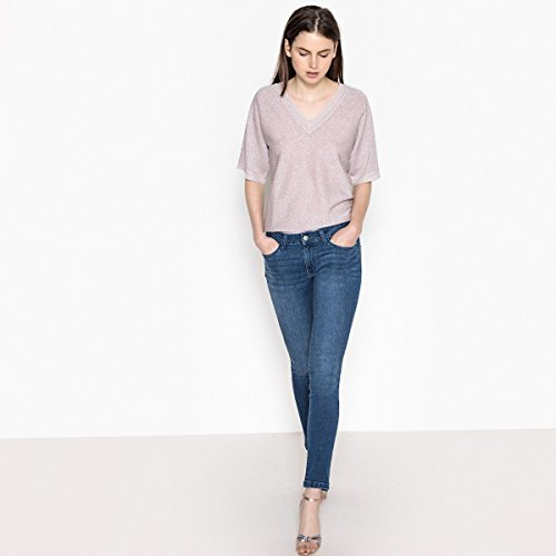 Jeans Pushup La Redoute Slim Donna Stone Collections Rqqp6wxfS