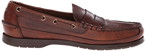Scarpa Brown Sloop Oiled Taglia Sebago z5gnqz