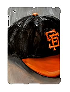 Ahsfmj-3790-cpmfgoe Gregorymalone Awesome Case Cover Compatible With Ipad 2/3/4 - San Francisco Giants