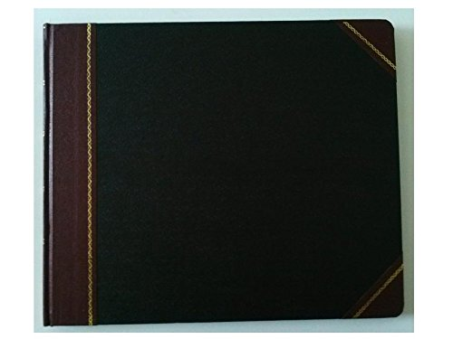 Boorum Pease, #25, 150 pgs, 26-R, 26 Column Right, Ledger Book, 12 1/2'' x 29'', 43 Lines/Page (Virgin Vintage Product)