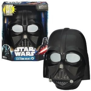 Star Wars - Darth Vader Electronic Mask (máscara/careta)