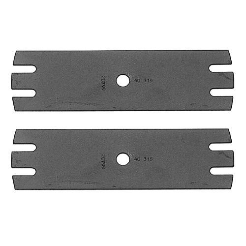 Oregon (2 Pack) Replacement Edger Blade For MTD Edgers 781-0080 # Sale ;supply_by_stantonpartners