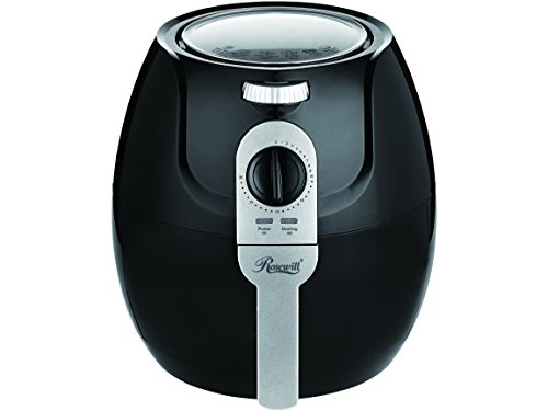 Rosewill RHAF-15004 Black 1400W Multifunction Electric Air Fryer, Timer and Temperature Control -...