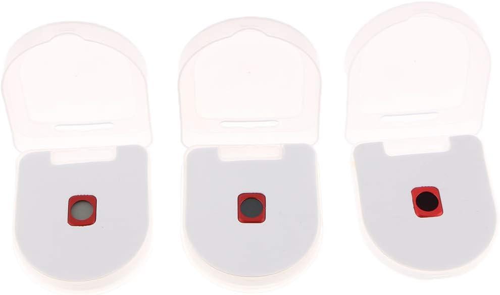 for DJI OSMO Pocket 3 Pieces Camera Lens Filter Set Kit CPL + ND8 + ND16