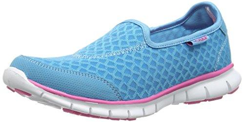 Gola Mystic 2 - Zapatillas Mujer Azul (Blue/Pink)
