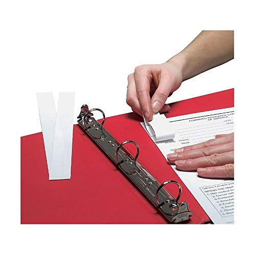 Staples 1686480 Reinforcing Strip Mylar 200/Pk