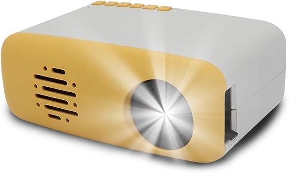 Mini proyector de Pico, proyector de Bolsillo LED LCD para niños ...