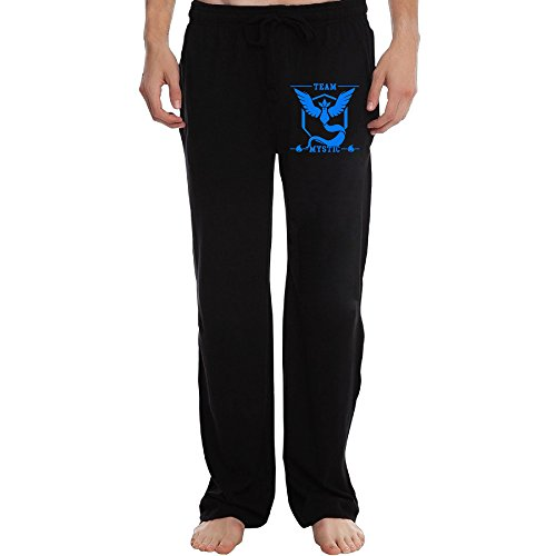PTR Men's Mystic Super Team Sweatpants Color Black Size XXL -