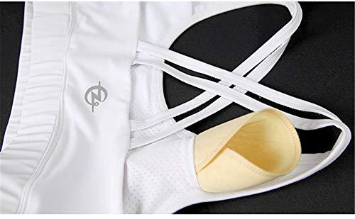 3 Aptitud La Femenina Secado Sujetador D De Ropa Pantalones Kitrack Danza Yoga Rápido Pieza twxqZ1WEP