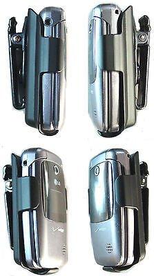 LG VX-5400 285 5400 vx5400Holster Carry Skin Belt swivel clip phone Cell click case lgs