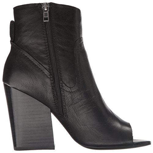 Madden Veronah Steve Leather Boot Black Women's UxxTZnd