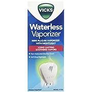 Vicks Plug-in Waterless Vaporizer and Nightlight