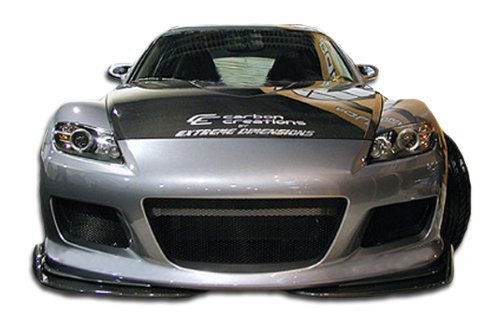 2004-2008 Mazda RX-8 Duraflex M-1 Speed Front Bumper Cover - 1 (Duraflex M1)