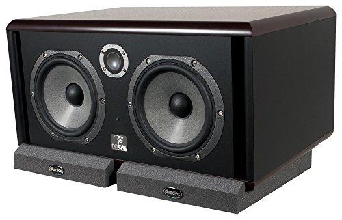 "Auralex Acoustics productos de amortiguación de sonido, 12 ""x 8.75"" x 2 ""(Mopad-XL)"