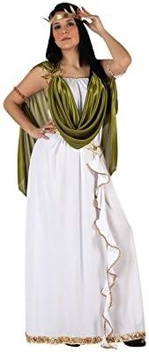 Atosa-38986 Disfraz Romana, Color Verde, XL (38986): Amazon.es ...