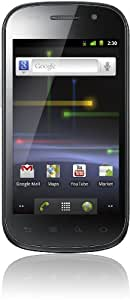 "Samsung Nexus S i9023 - Smartphone libre Android (pantalla táctil de 4"", cámara 5 MP) color blanco [importado de Alemania]"