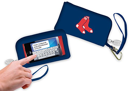 (MLB Boston Red Sox Cell Phone Wallet)