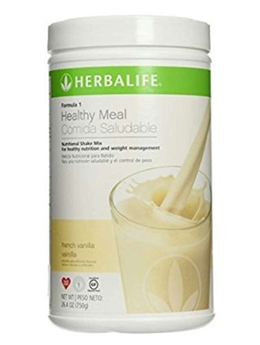 Herbalife Formula 1 Shake Mix - French Vanilla (750g) by Herbalife (Image #3)
