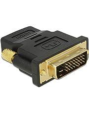 DELOCK Adapter DVI 24+1 hane till HDMI hona