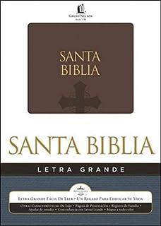 Biblia Letra Grande (Spanish Edition) by RVR 1960- Reina Valera 1960 (2012