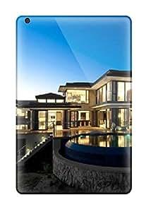 For Ipad Mini/mini 2 Fashion Design Modern Contemporary Exterior Home Design Case-KpfQUue136VvmEo