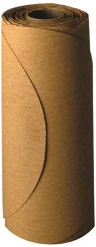 3M 01353 Stikit Gold 6'' P400 Grit Film Disc Roll
