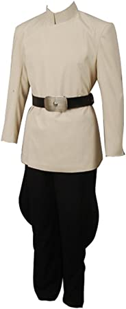 Bilicos Estrella Imperial Security Bureau ISB Officer Uniforme Traje ...