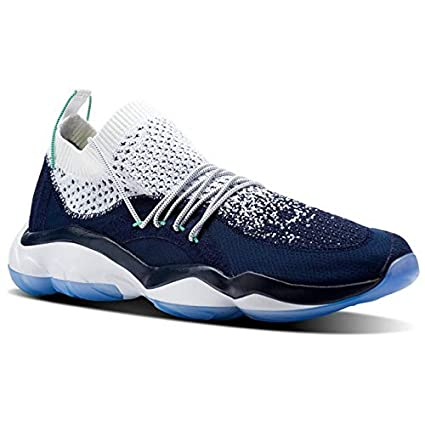 cf032547428 Amazon.com  Reebok DMX Fusion HC (Collegiate Navy White SKU) Men s Shoes  CM9624  Sports   Outdoors
