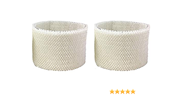 Air Filter Factory 4 Pack Compatible Replacement for Kenmore 154120 Humidifier Wick Filters