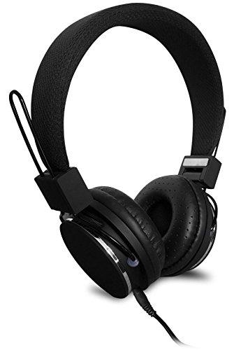 Sungale Children-Safe Hearing Headphone, Black (RH301-B) by Sungale