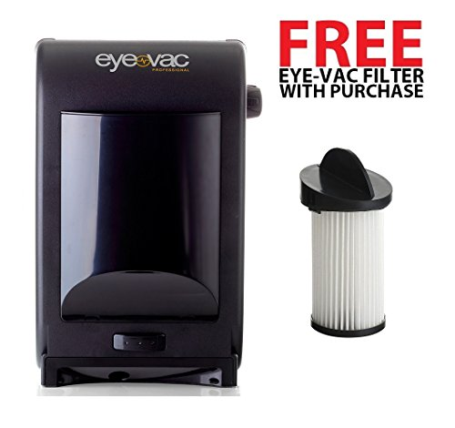 EYE-VAC PRO BLACK Professional Automatic Touchless Stationar