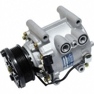Universal Air Condition CO102530AC New Compressor And Clutch