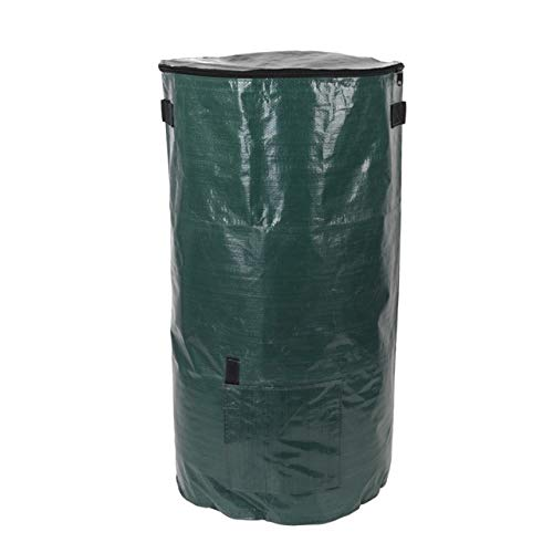 AloPW Yard Waste Bags Kitchen Garbage Garden Compost Bag Food Waste Fertilizer Bag Waste Collector
