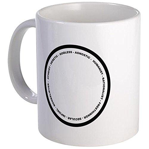 CafePress - agnostic Mugs - Unique Coffee Mug, Coffee Cup