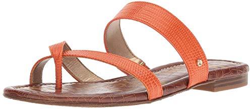 Shoe Outlet Designer - Sam Edelman Women's Bernice Slide Sandal Tangelo 10 M US