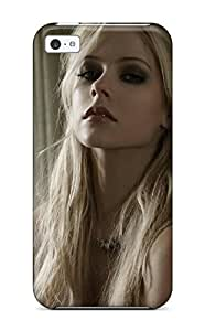 Excellent Iphone 5c Case Tpu Cover Back Skin Protector Celebrity Avril Lavigne People Celebrity