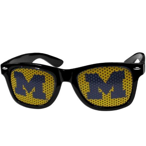 NCAA Michigan Wolverines Game Day Shades, Black