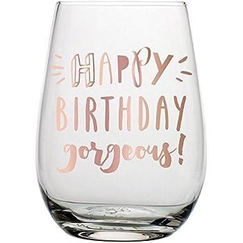Amazon.com: Slant colecciones Jumbo 30 onzas. Copa de vino ...
