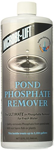 Ecological Labs AEL20217 Microbe Lift Phosphate Remover for Aquarium, 32-Ounce ()