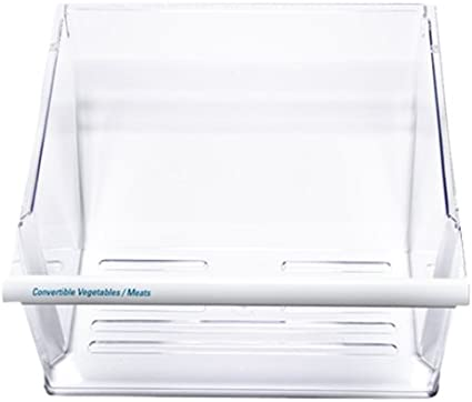 C For Kenmore Refrigerator Drawer//convertible Vegetables// Meats Part# 2174118