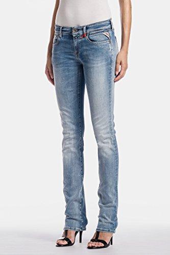 Blu Vicki Ss1uz Jeans 10 555 Blue Replay Denim amp; Steeple Donna qxfO8twY