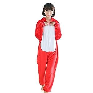 Yimidear-Unisex-Clido-Pijamas-para-Adultos-Cosplay-Animales-de-Vestuario-Ropa-de-dormir