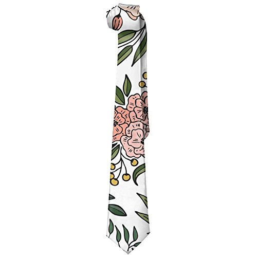 Groomsmen Silk Tie Missions 1144 Groom Necktie Weddings Great Dances Wide Gifts With Man's Necktie For Skinny Blush Print Floral Neckties fYa4z4