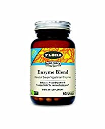 Udo\'s Choice - Enzyme Blend Capsules- 60 count