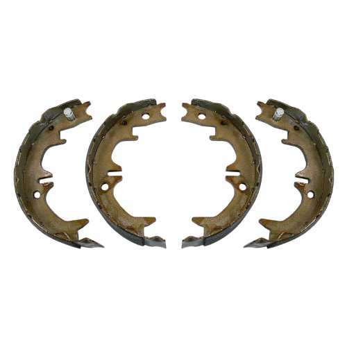 DuraGo BS859 Parking Brake Shoe by DuraGo