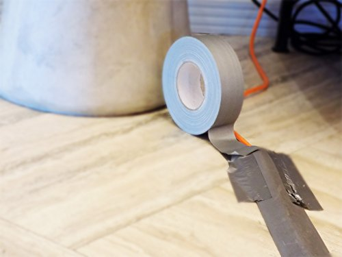"""Spike Tape No Residue 2/"""" x 60 yd Gaffers Olive Drab Audio Stage Adhesive Tape"""