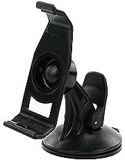BOROLA Car Windshield Suction Cup Mount Compatible for Garmin Nuvi 200 200W 205 205W 250 250W 255 255W 260 260W 265 265T 265WT 270 275 275T 465T(Black)