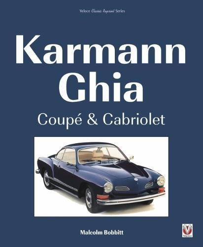Karmann Ghia Coupe & - Beetle Coupe New