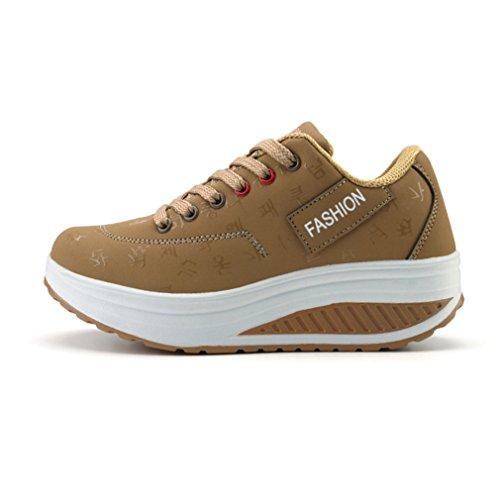 LFEU Sneaker Donna Kaki LFEU Sneaker Kaki Donna Sneaker LFEU xY4YqwrP