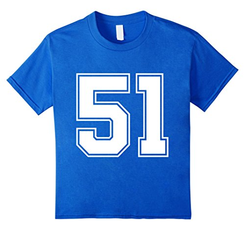 number 51 - 7